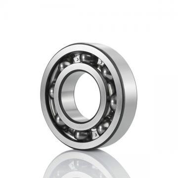 9.525 mm x 22.225 mm x 5.558 mm  SKF D/W R6 deep groove ball bearings