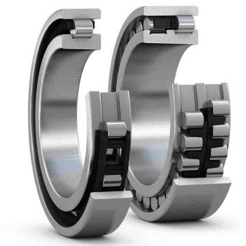 20 mm x 42 mm x 20 mm  SKF PNA 20/42 cylindrical roller bearings
