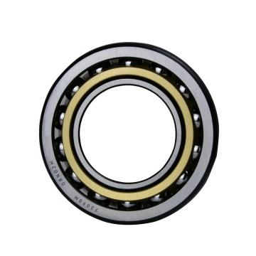 8 mm x 12 mm x 3,5 mm  ISO FL617/8 ZZ deep groove ball bearings